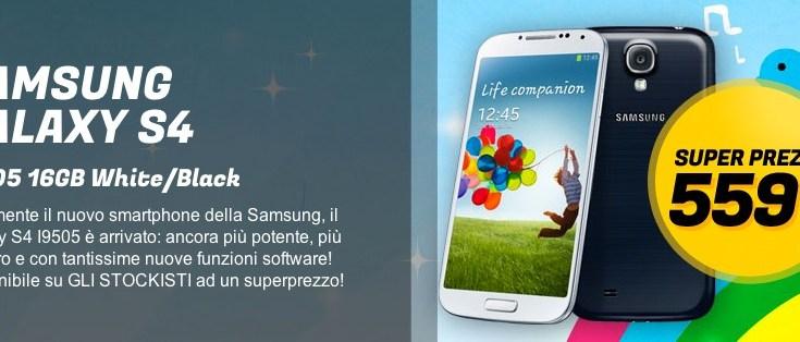 Samsung Galaxy S4: Nuovi colori in arrivo e 10 milioni già venduti