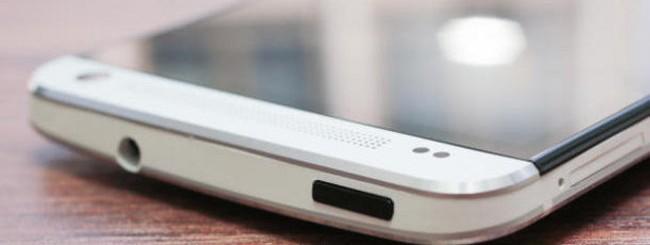 HTC One Mini: Foto e caratteristiche tecniche online