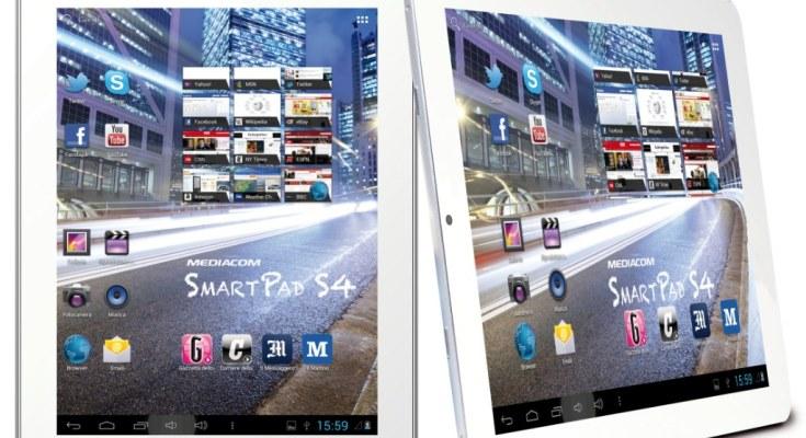 Scheda tecnica Mediacom Smart Pad 9.7 HD S4