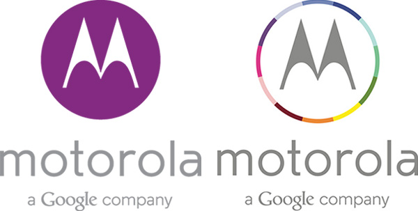 Google: Nuovo logo Motorola