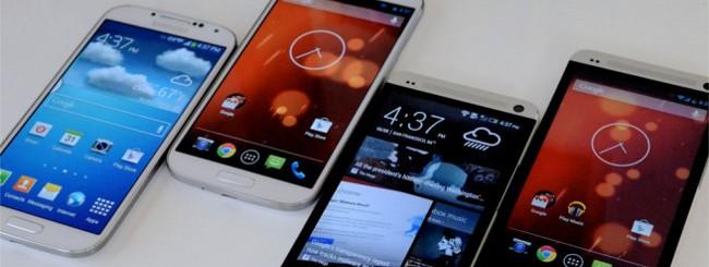 Prenotare HTC One e Galaxy S4 Google Edition sul Google Play Store