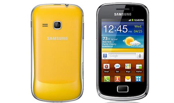 Samsung Galaxy Mini 2: Nessun aggiornamento ad Android 4.1 Jelly Bean