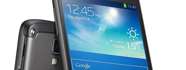 Samsung Galaxy S4 Active: Caratteristiche tecniche ufficiali