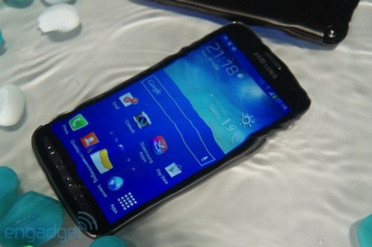 Samsung Galaxy S4 Zoom, S4 Active e S4 Mini: Hands-on