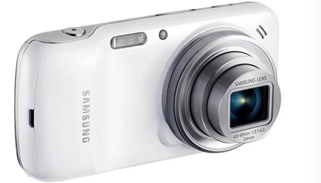 Samsung Galaxy S4 Zoom: Scheda tecnica e data presentazione