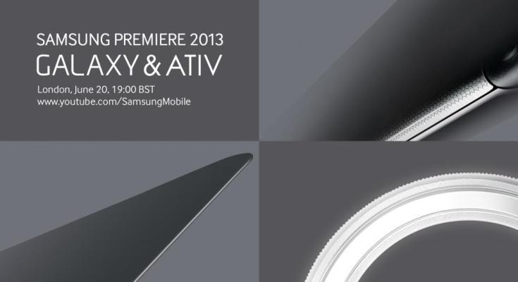 Samsung Premiere 2013: Video integrale dell'evento