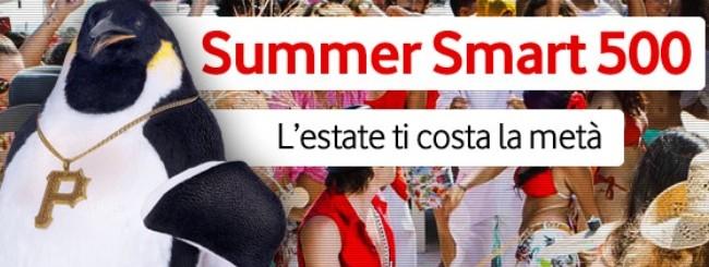 Vodafone Estate 2013: Summer Smart 500 e le nuove offerte
