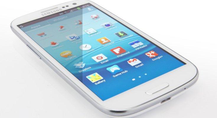 Samsung Galaxy S3: Bug nel browser che consuma traffico dati