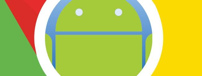 Aggiornamento Chrome su Android: Traduttore e fullscreen su tablet