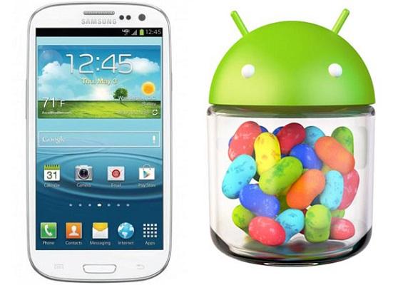 Installare Android 4.1.2 I9300XXEMF6 su Samsung Galaxy S3