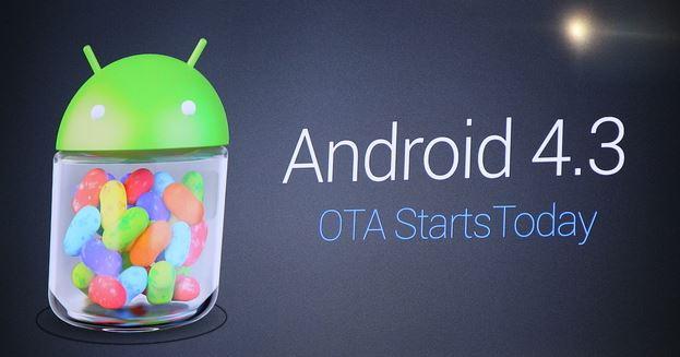 Installare Factory Image di Android 4.3 JWR66V su Galaxy Nexus