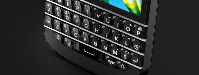 BlackBerry Q10: Prezzo in Italia