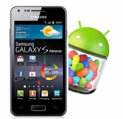 Commenti Android 4.1.2 su Galaxy S Advance dopo aggiornamento