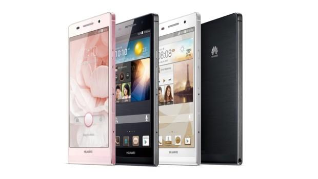 Huawei Ascend P6 in vendita con 3 Italia