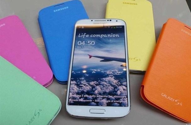 Installare Android 4.1.2 I9505XXUBMGA su Samsung Galaxy S4 i9505