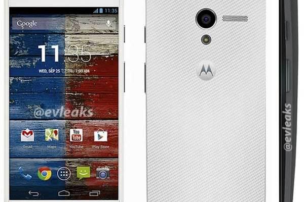 Moto X: Prezzo modello da 16 GB e da 32 GB