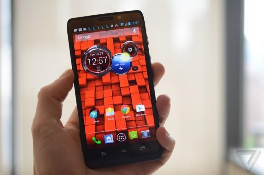 Motorola Droid Mini, Ultra e Maxx: Caratteristiche tecniche e prezzi