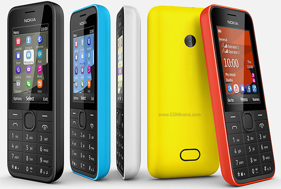 Nokia 207 e 208: Caratteristiche tecniche e prezzo