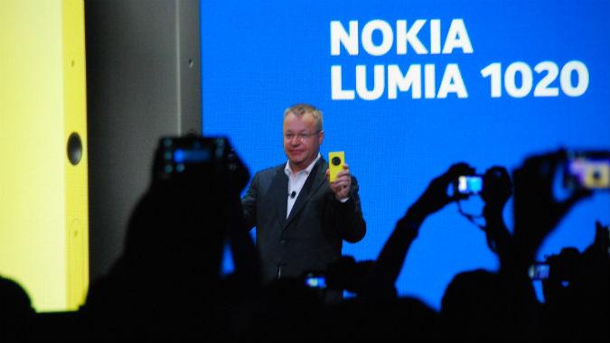 Nokia Lumia 1020: Vedere video integrale della presentazione