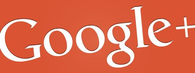 Google+: Non condividere i propri +1