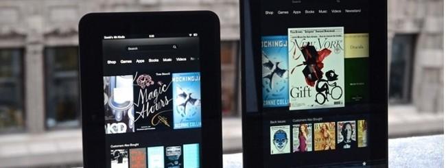 Nuovi Kindle Fire HD: Caratteristiche tecniche e prezzo online