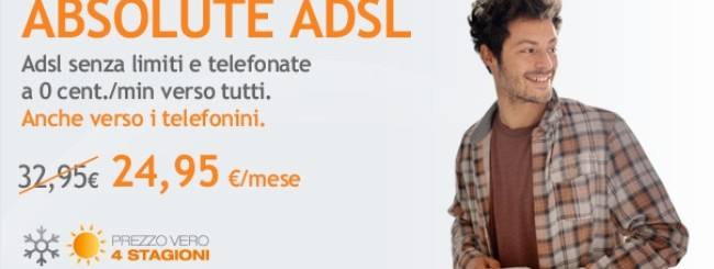 Promozioni ADSL: Offerte di fine luglio