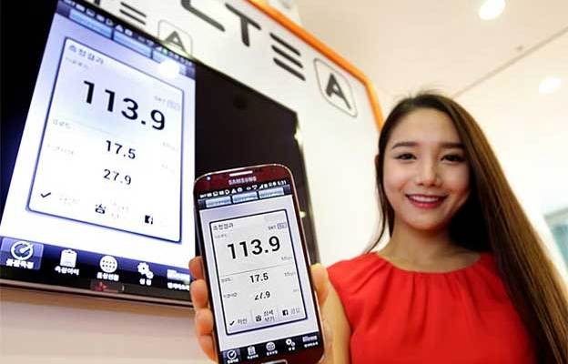 Samsung Galaxy S4 LTE Advanced: Caratteristiche tecniche e video