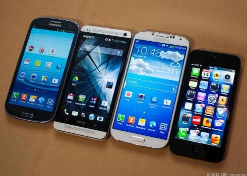 Galaxy S4, iPhone 5, HTC One e Nexus 4: Confronto prestazioni Which?