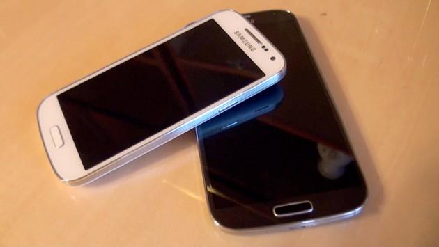 Video confronto tra Samsung Galaxy S4 e Galaxy S4 Mini
