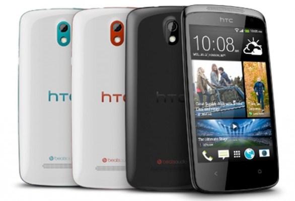 HTC Desire 500 in Italia: Pre-ordine