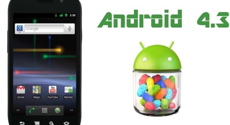 Installare Android 4.3 sul Nexus S con CyanogenMod 10.2