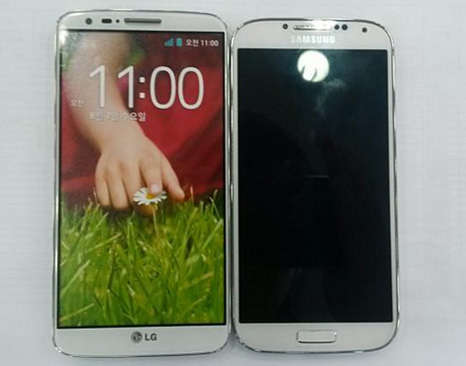 LG G2 vs Samsung Galaxy S4: Confronto video