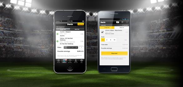 Migliori applicazioni Android di calcio