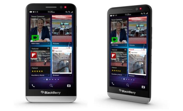 BlackBerry Z30: Caratteristiche tecniche ufficiali