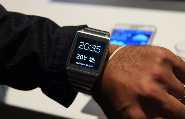 Galaxy Gear: Compatibilità con smartphone non Samsung