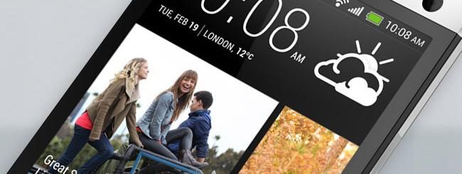 HTC One Max: Lettore di impronte digitali come iPhone 5S
