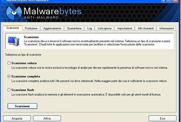 Migliori programmi per eliminare virus e malware dal computer