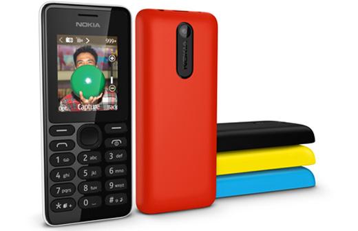 Nokia 108 e 108 Dual SIM: Caratteristiche tecniche e prezzo