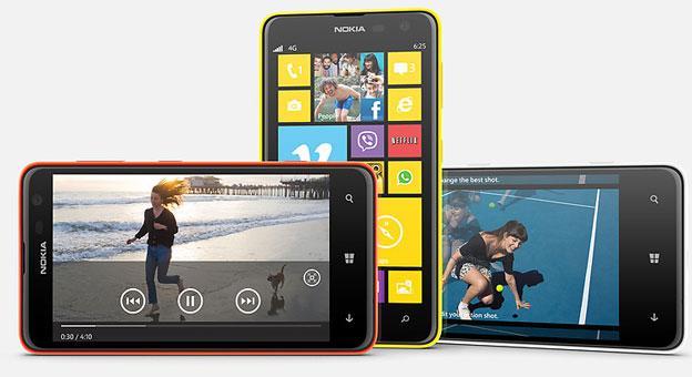 Nokia Lumia 625: Video recensione