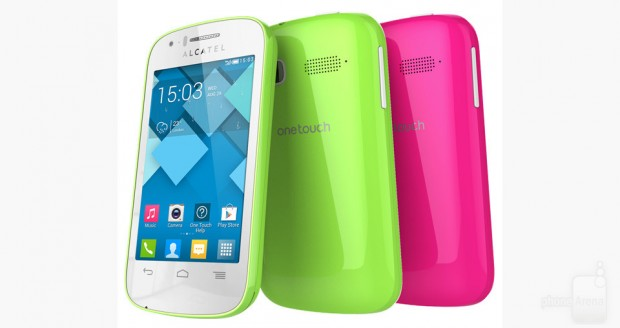 Alcatel One Touch Pop C1, C3, C5, C7: Caratteristiche tecniche