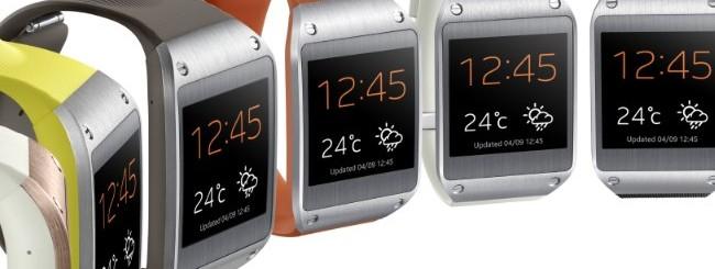 Samsung Galaxy Gear: Prime applicazioni