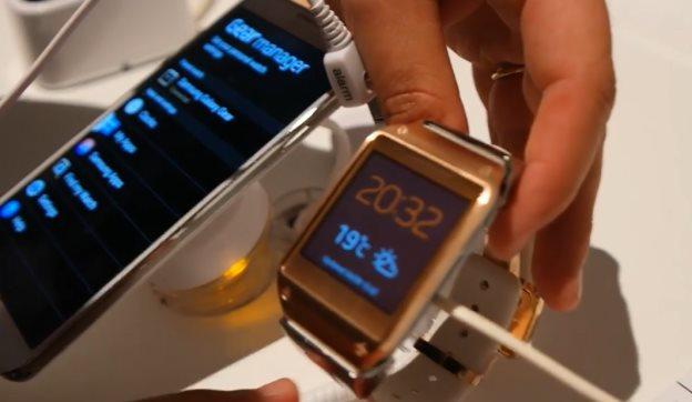 Samsung Galaxy Note 3 e Smartwatch Gear: Videopreview