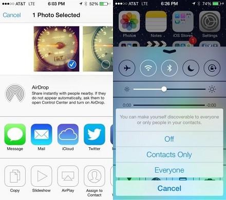 iOS 7: Nuove funzioni, trucchi e segreti