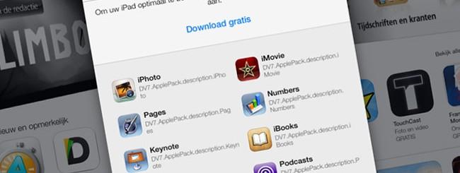 iWork ed iLife gratis su iOS 7