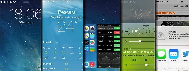 iOS 7: Tutte le novità ufficiali