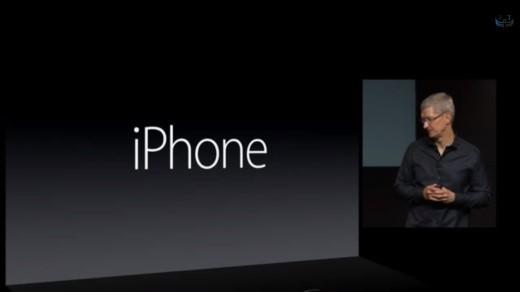 Video YouTube Presentazione integrale iPhone 5S e 5C (Evento Apple)