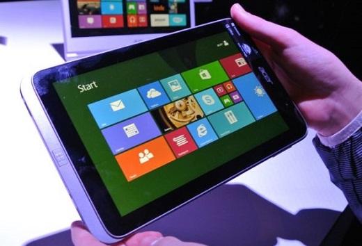 Acer Iconia W4: Caratteristiche tecniche e dettagli in anteprima