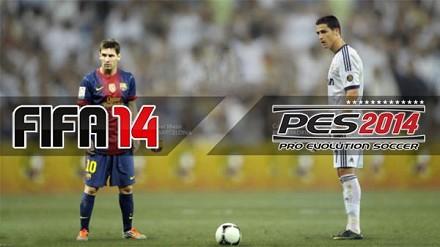 FIFA 14 vs PES 2014: Il migliore? Confronto aspetti