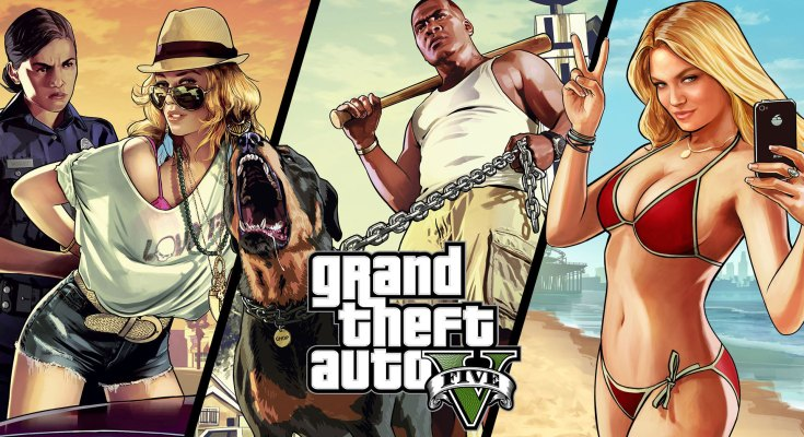 Manuale di GTA 5 disponibile gratis su Android