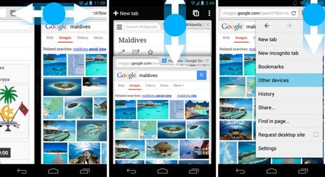 Google Chrome 30 per Android e desktop: Novità e download
